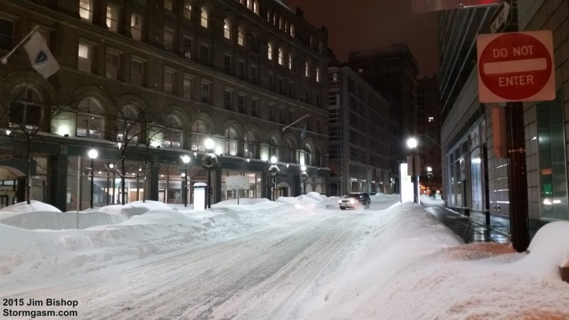 Boston Snow