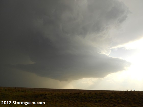 LP supercell