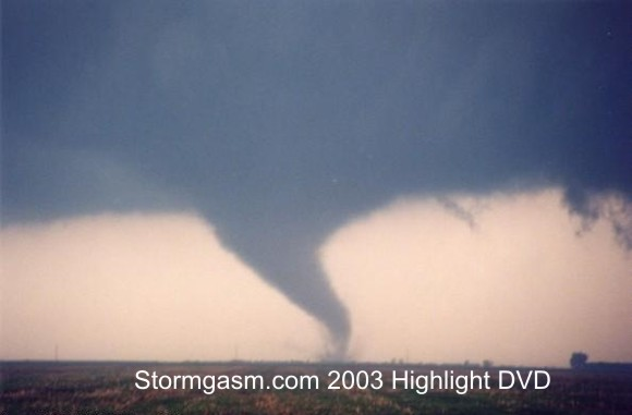 2003 Tornado Highligh DVD