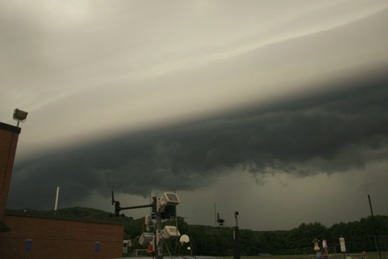 Photo by Steve Barabas near Southbury, CT July 19